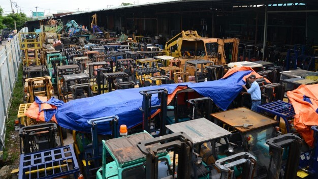 Thủ Tục Nhập Khẩu Máy Móc Cũ, Mới | TRACO Logistics | 098.139.8763